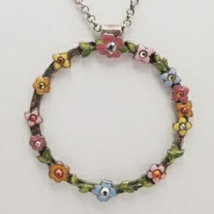 Brighton Flower Child Necklace